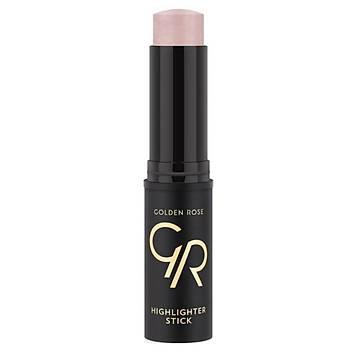 Golden Rose Aydýnlatýcý Stick - Highlighter Stick 02 Bright Pink 8691190070847