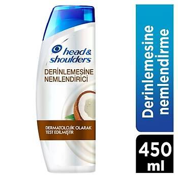 Head&Shoulders Derinlemesine Nemlendirici 400 ml