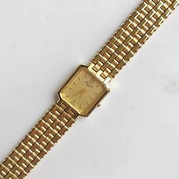 Vintage ECCO Gold Mini Kadýn Kol Saati