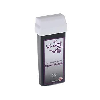Vi-vet Roll-on Kartuþ Sir Aðda Siyah 100 ml