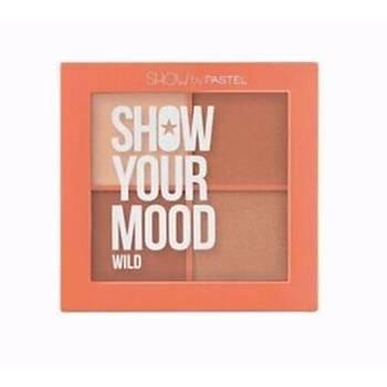 Pastel Allýk Paleti - Show Your Mood Wild No 441 8690644104411