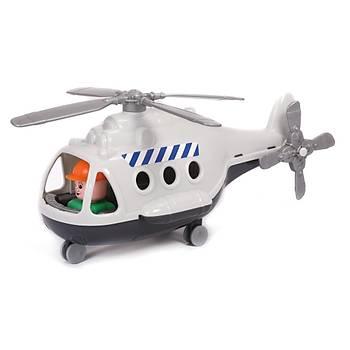 Polesie Alfa Oyuncak Kargo Helikopteri