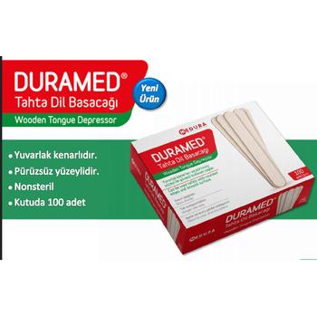 Duramed Tahta Dil Basacaðý 100'lü - Abeslang