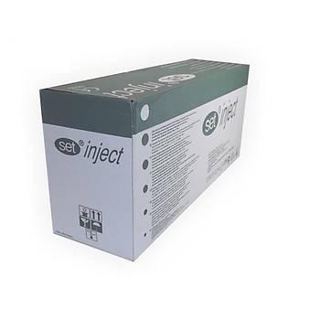 Set Ýnject Týbset - 5cc-5ml Enjektör - 250 Ad