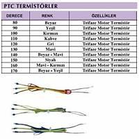 Termistör Mic Therm 80 C Ptc