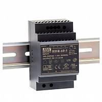 Meanwell HDR-60-5 Ray Montaj Güç Kaynaðý
