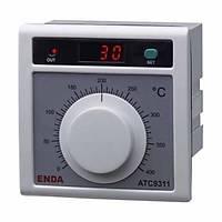 ATC 9311 230VAC Analog Termostat j tipi giriþ 400 C 96x96 mm