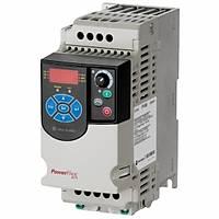 Powerflex 4M 1 Faz 0.2 kW 0.25HP 200-240VAC Hýz Kontrol Cihazý Trifaze Emc Filtreli