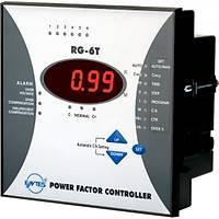RG-6T ENTES REAKTÝF GÜÇ KONTROL RÖLESÝ