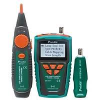 MT 7071 Kablo Bulucu Proskit Kablo Mesafe Toner ve Prob Kit