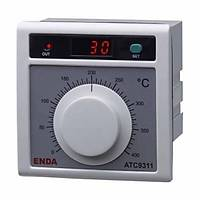 ATC 9311 24VAC Analog Termostat j tipi giriþ 400 C 96x96 mm