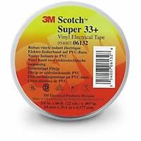 3M Scotch 33+ PVC Vinil Eleketrik Bantý 19x20 mt