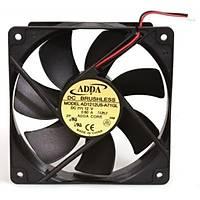 Adda 120x120x25 mm 12 v dc kare fan