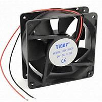 120x120x38 mm 24 VDC kare fan