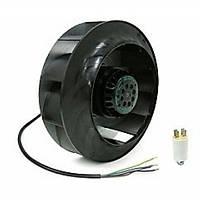 R2e225-ra92-09 ebm-papst radyal geriye egik seyrek kanatlý fan