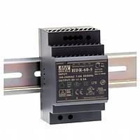 Meanwell HDR-60-48 Ray Montaj Güç Kaynaðý
