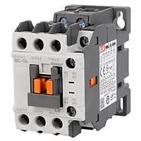 MC-9b LS 3 Kutup Güç Kontaktörü 1NA+1NK 9A AC220V 50/60Hz 1a1b
