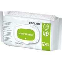 Ecolab Oxywipe Hidrojen Peroksit Ýçerikli Mendil 100 lük