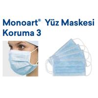 Euronda Euronda Monoart Yüz Maskesi Koruma 3