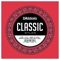 DADDARIO J2701 Clear Naylon Normal Tension Mi Klasik Gitar Tek Tel