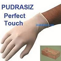 PUDRASIZ ELDÝVEN ( Perfect Touch ) - LATEX ANTÝALERJÝK (100 lük Paket) / Boy Seçebilirsiniz