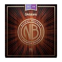 DADDARIO NB1152 Nickel Bronze Akustik Gitar Teli (11-52)