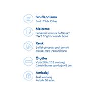 EURONDA Scudo 2020 Tam Cerrahi Bone