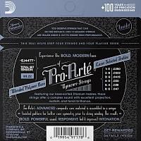 DADDARIO EJ44TT Pro-Arté Dynacore, Titanium Trebles, Extra-Hard Tension Takým Tel Klasik Gitar Teli