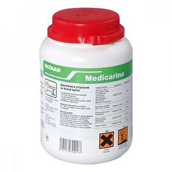 Ecolab Medicarine Tablet Yüzey Dezenfektaný 6 Kavonoz