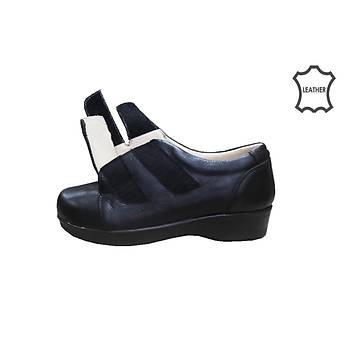Sürekli Şiş Ayaklar İçin Bayan Ayakkabı ODDG05S (Çok Satılan)