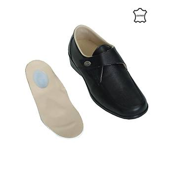 Topuk Dikeni Ayakkabısı Bayan Siyah EPTA01S (En Çok Satılan Model)