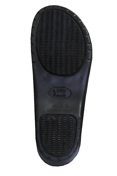 Hac ve Umre Sandaleti Bayan Siyah ORT07AS