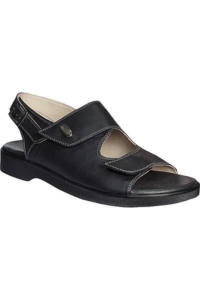 Ortopedik Rahat Hac ve Umre Sandaleti Erkek Siyah ORT13AS