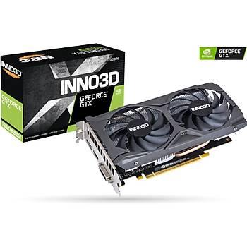 Inno3D GeForce GTX1650 Super Twin x2 OC 4GB GDDR6 128 Bit Ekran Kartý