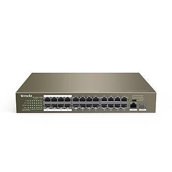Tenda TEF1126P-24-250W 24 Port 10/100Mbps Switch