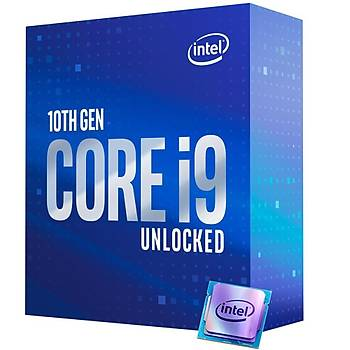 Intel i9-10850K 3.6GHz -5.2 GHz 20MB LGA 1200P