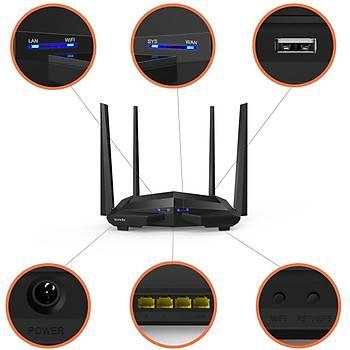 Tenda AC10U Smart Gigabit Wi-Fi Router AC1200 Dual Band