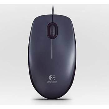 Logitech M90 Kablolu Optik Mouse