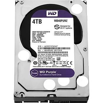 WD Purple 4TB 3,5