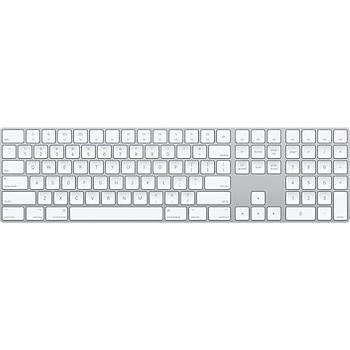 Apple Sayýsal Tuþ Takýmý Magic Keyboard Türkçe Q - Gümüþ MQ052TQ/A