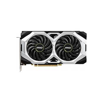 MSI GeForce RTX 2060 Super Ventus GP OC 8GB 256Bit GDDR6 PCI-E 3.0 Ekran Kartý