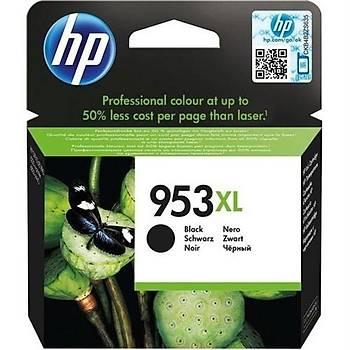 HP 953XL Siyah Mürekkep Kartuþ L0S70AE