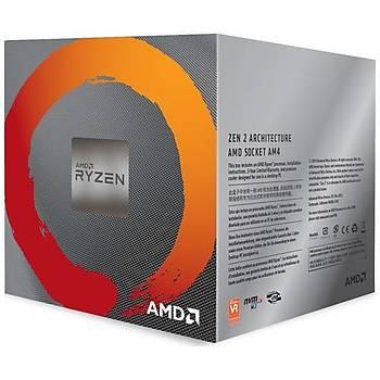 AMD Ryzen 7 3800X 3,9GHz 36MB Cache Soket AM4 Ýþlemci
