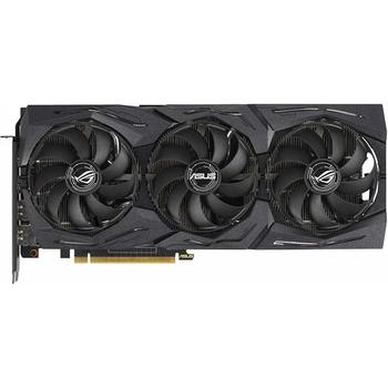 Asus ROG Strix GeForce GTX 1660 Ti OC Gaming 6GB 192Bit GDDR6 (DX12) PCI-E 3.0 Ekran Kartý