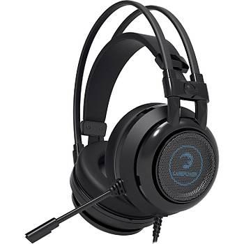 Gamepower Magnus V2 Siyah 3.5mm Rgb Oyuncu Kulaklýk