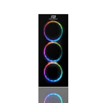 POWER BOOST VK-G3902S RGB  USB 3.0 Mid Tower Kasa