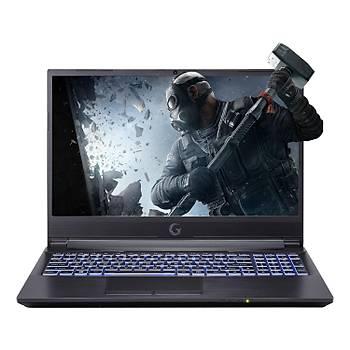 Game Garaj Blaster 5TN-C02 Intel Core i7 9750H 8GB 1TB + 256GB SSD GTX1650 Freedos 15.6
