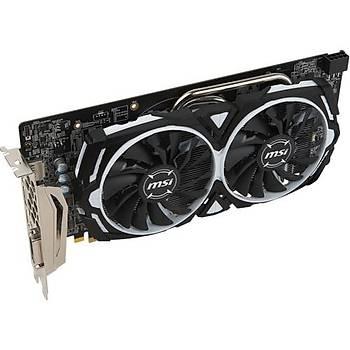MSI AMD Radeon RX 580 ARMOR 8G OC 8GB 256 bit GDDR5 DX(12) PCI-E 3.0 Ekran Kartý