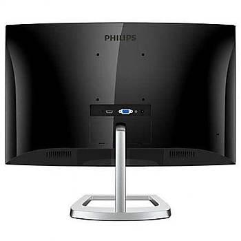 Philips 23.6 248E9QHSB 1920x1080 75Hz Vga Hdmý 4ms FreeSync Curved Oyuncu Monitör