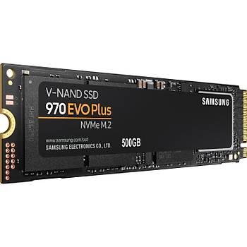 Samsung 970 Evo Plus NVMe 500GB 3500MB/s-3300MB/s M.2 SSD